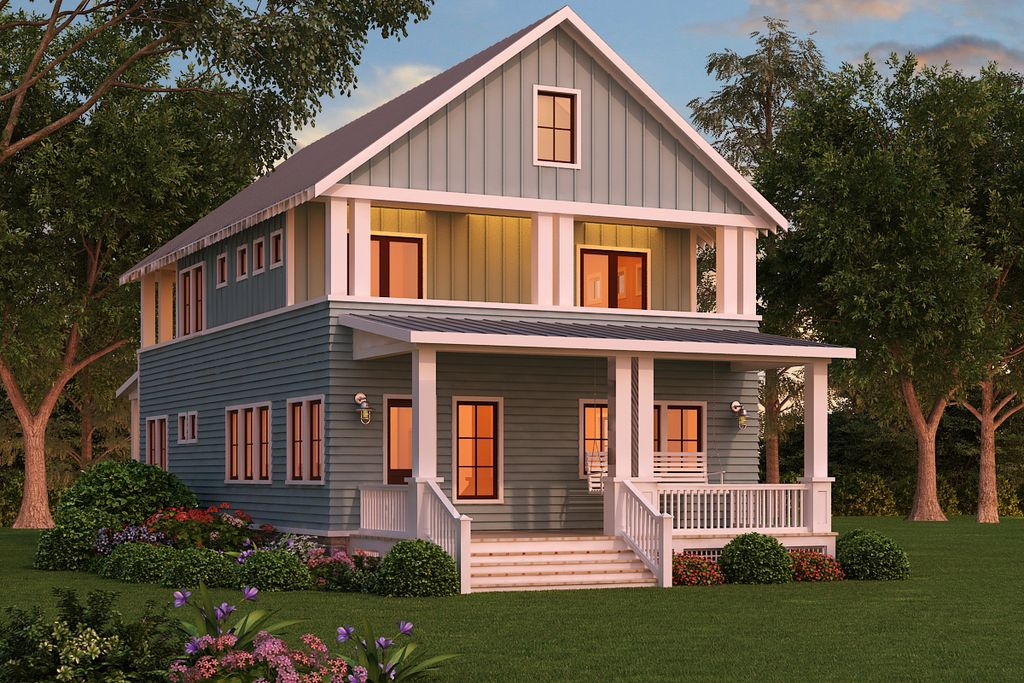 Plan 888-12 - Houseplans.com Perfect! Sleeping porch. JH | House ...
