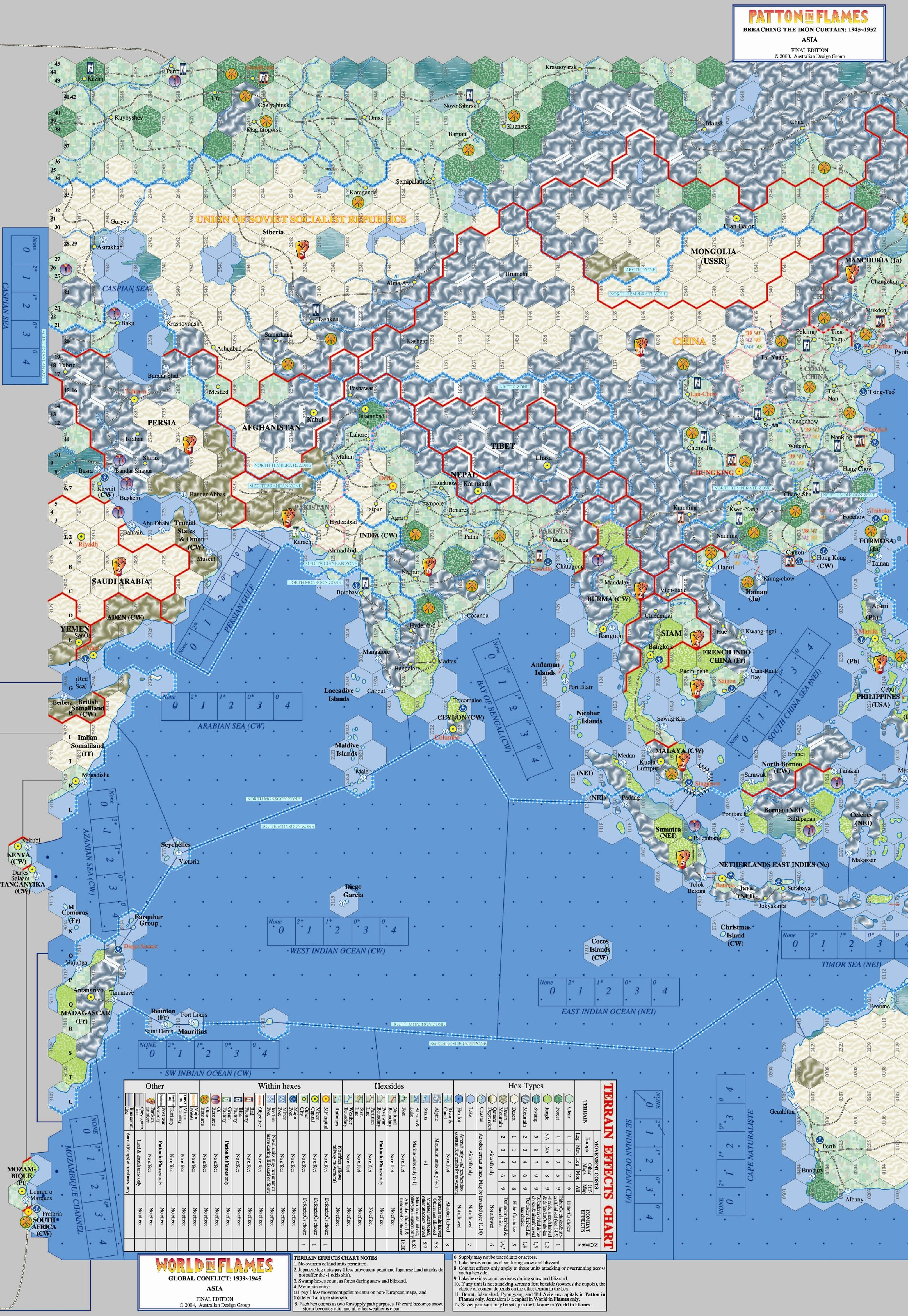 World in flames asia wargames pinterest world in flames asia gumiabroncs Images