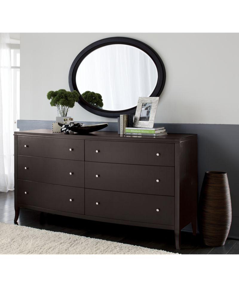 Colette 6-Drawer Dresser   Crate and Barrel