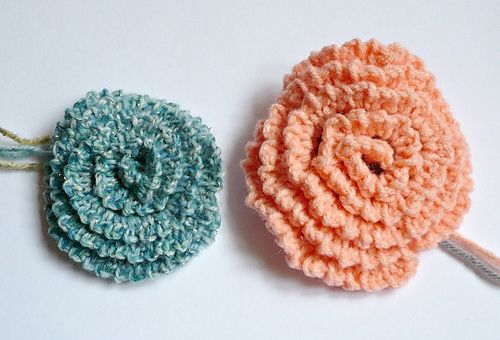 Crochet Simple Flower Tutorial Crochetholic Hilariafina
