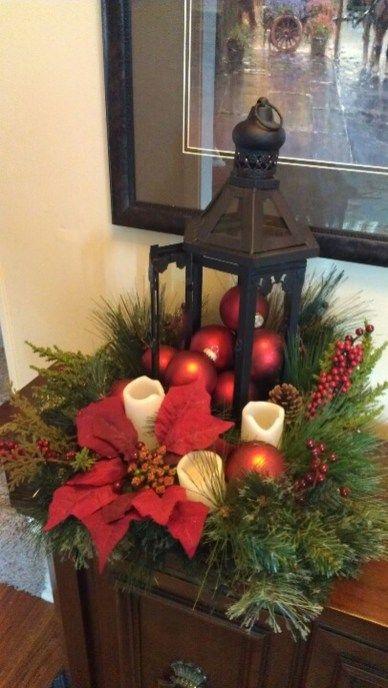 88 Adorable Vintage Christmas Lantern Decoration Ideas | Vintage Christmas,  Decoration And Christmas Tabletop