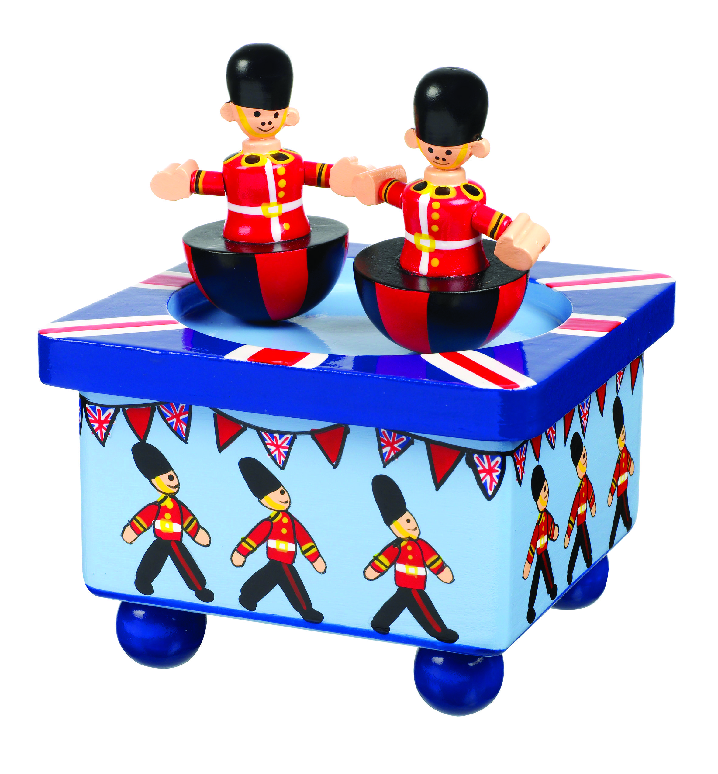 Orange Tree Toys - Soldier Music Box (London Bridge is Falling Down ...