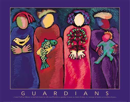 Guardians by Ann Altman