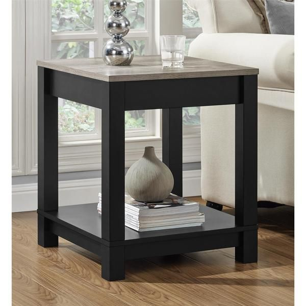 Altra Carver End Table Overstock Com Shopping The Best Deals On