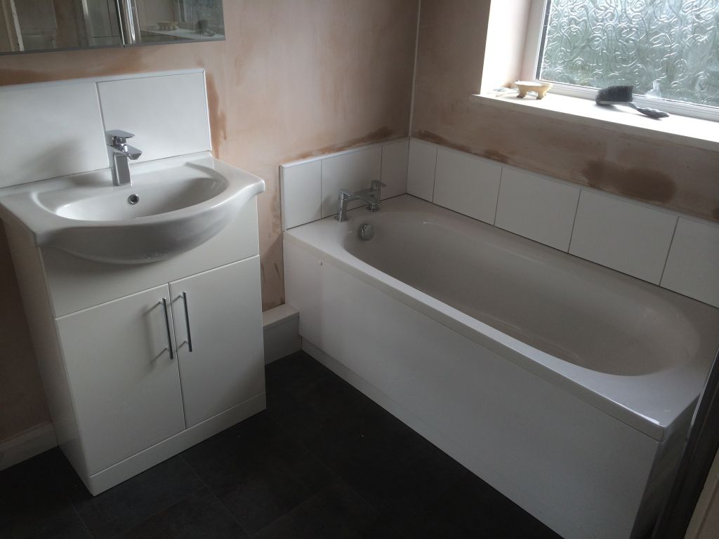 How Much Does It Cost To Knock Through A Toilet Bathroom Uk Bathroom Guru Fitted Bathroom Shower Enclosure Doors Bathroom Installation