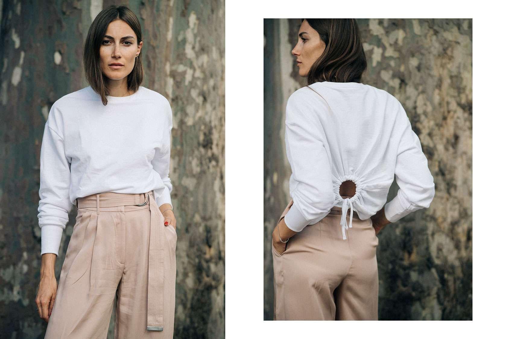 Lässige Alltagseleganz lautet das Motto, wenn Giorgia und Giulia Tordini ihr Best of H&M zusammenstellen.
