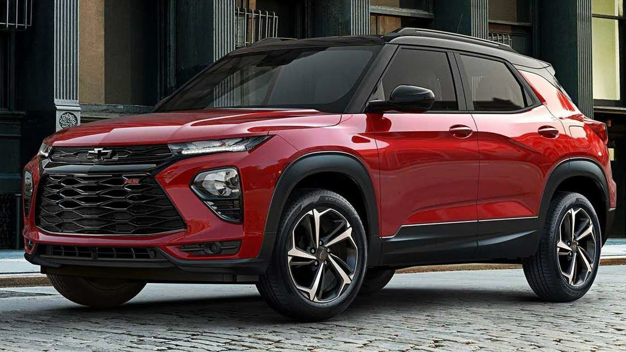 New 2020 Chevrolet Trailblazer In 2020 Chevrolet Trailblazer