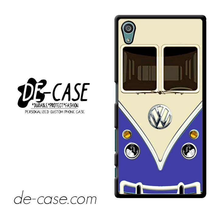 Blue Vw Retro Bus DEAL-1964 Sony Phonecase Cover For Xperia Z5