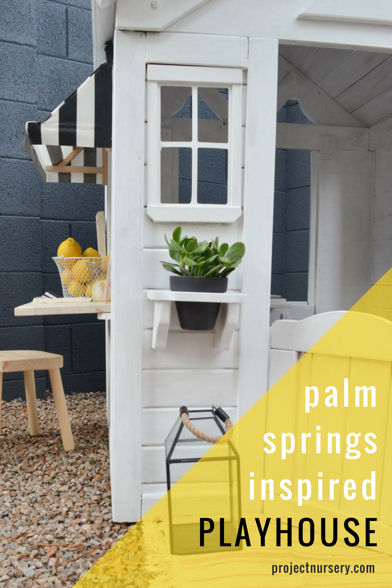 Palm Springs Playhouse for Kids
