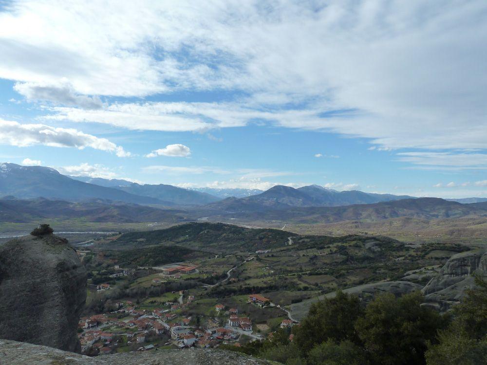 Climbing Meteora   A Greek Adventure