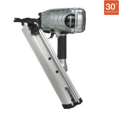 Hitachi 3 1 2 In 30 Degree Paper Collated Clipped Head
