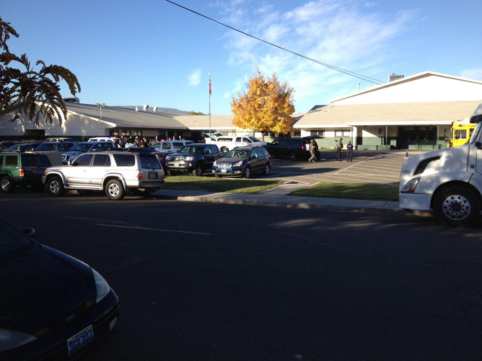 Sparks Middle School shooting: 2 in critical condition, 2 dead including shooter