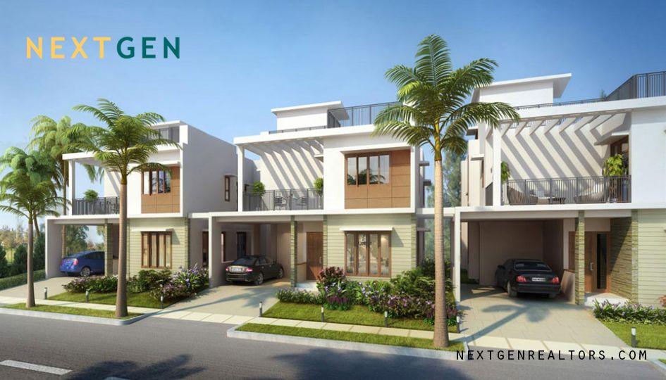 5a29b1e90893896b0016b34a64b31e57 - Villa For Sale In Nectar Gardens Madhapur