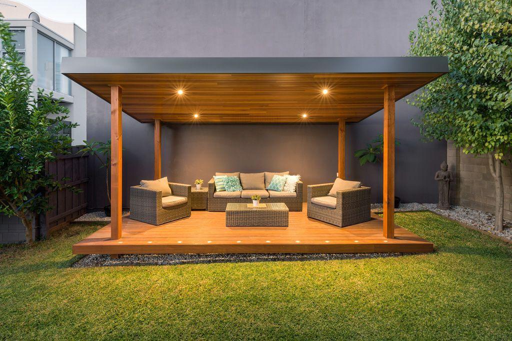 Nerang Property Management Ampliaciones De Casas Pergola Exterior Patio Con Piscina