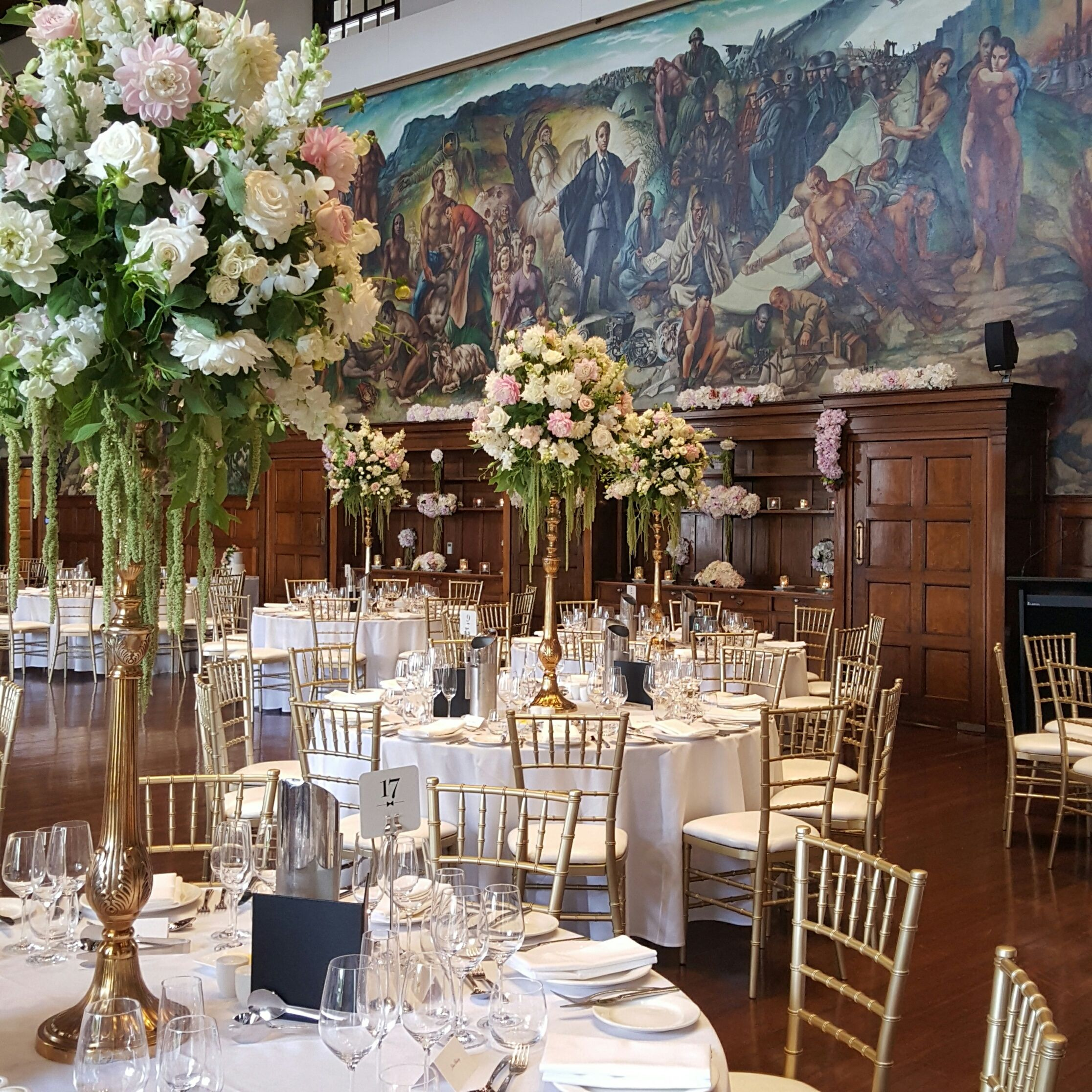 Wedding Ceremony And Reception Venues Sydney: Sydney Wedding Reception In The Refectory At The