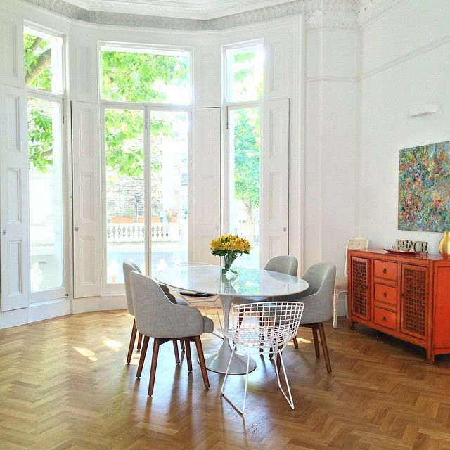 Watch Out For These Dining Room Trends For 2018: It's All Slowly Starting To Come Together #interiordesign