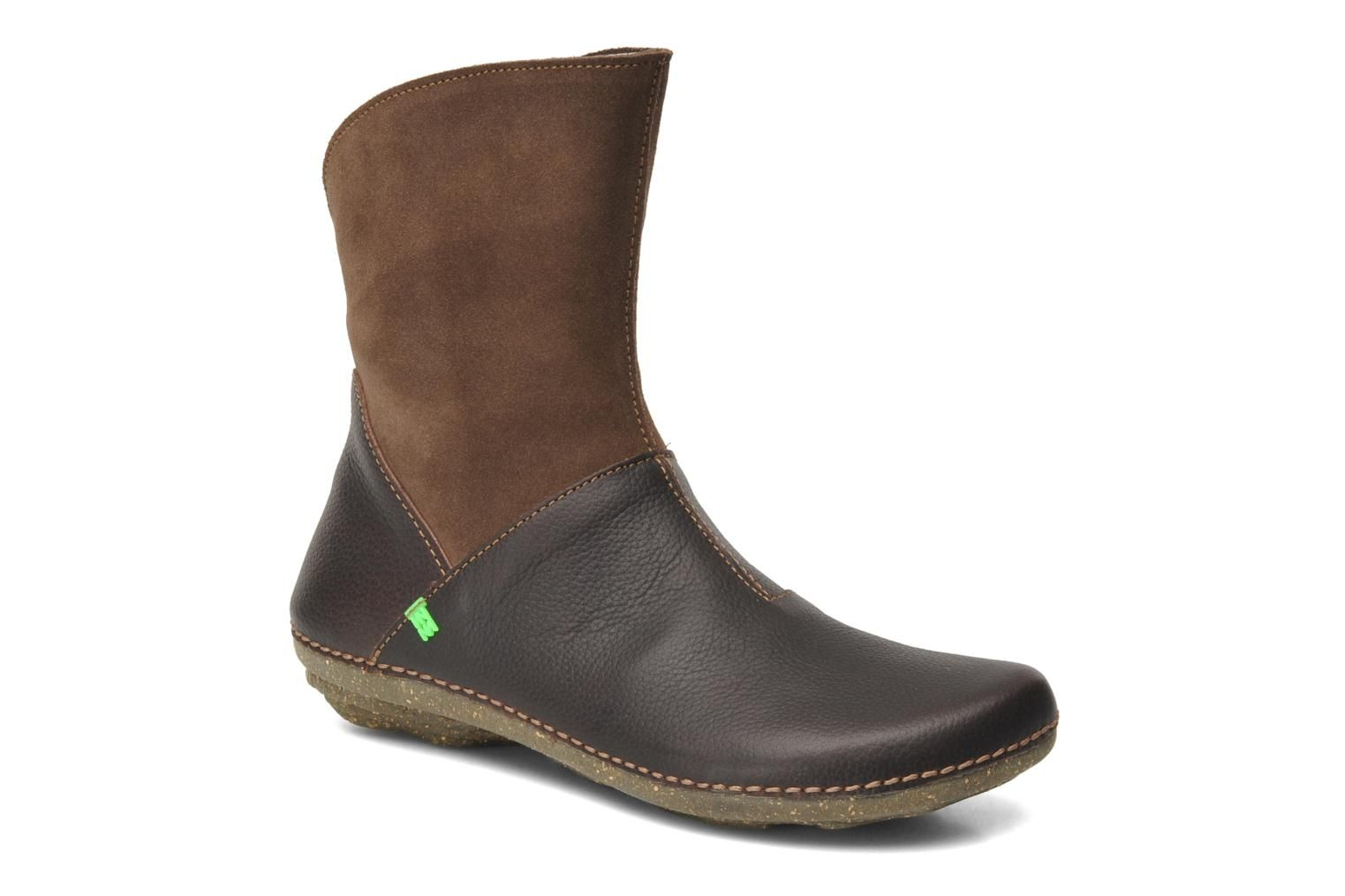 Autumn / Winter 2017 El Naturalista Torcal N329 Ankle boots in Brown Best Of Popularity