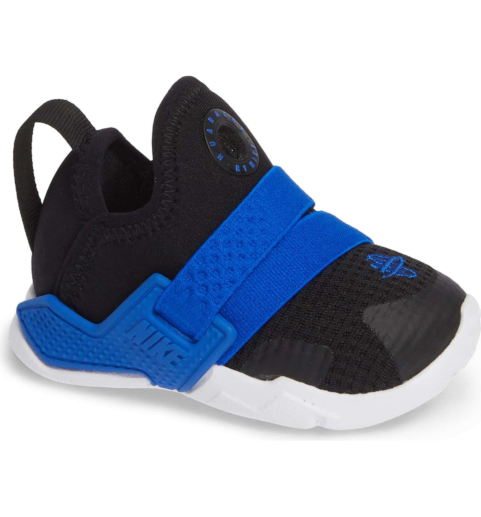 cheap for sale beauty clearance prices Huarache Extreme Sneaker, Main, color, BLACK/ BLUE-WHITE ...