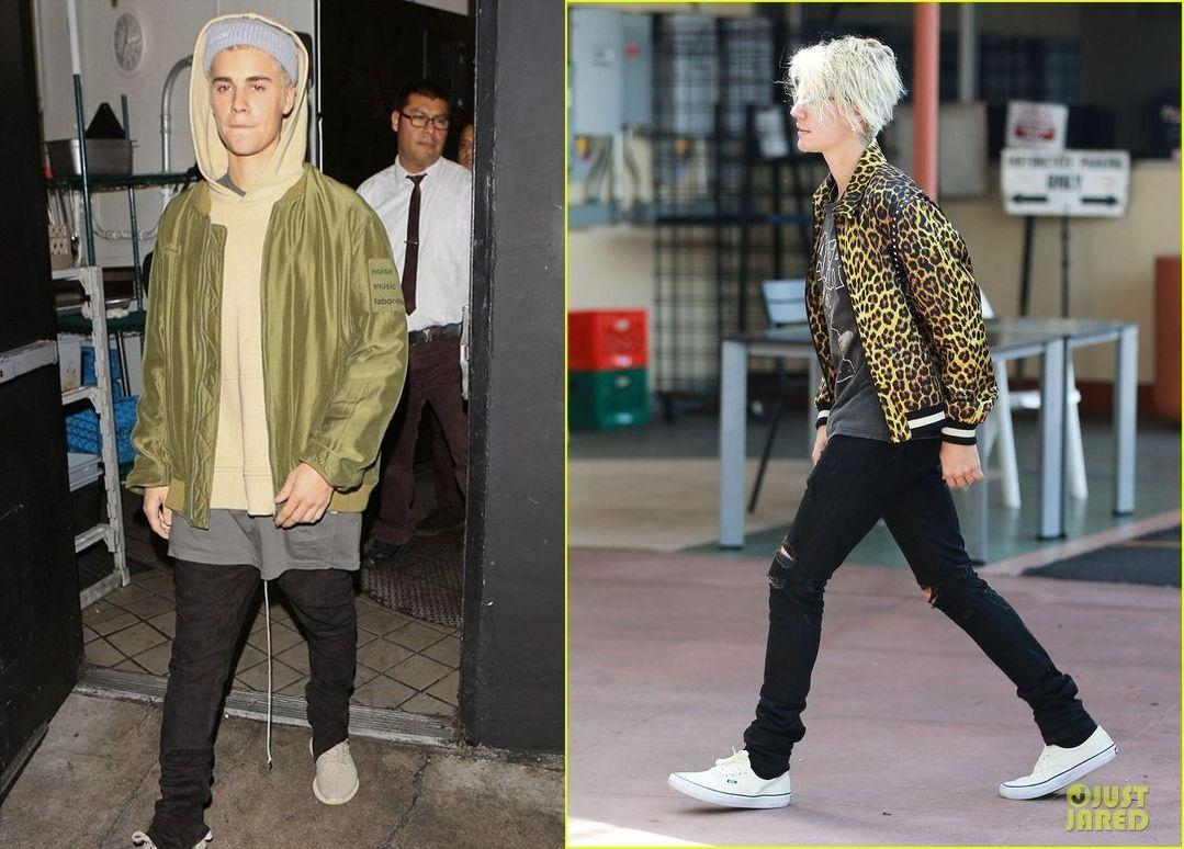 6 looks do Justin Bieber para se inspirar 7ceebb0d1c2