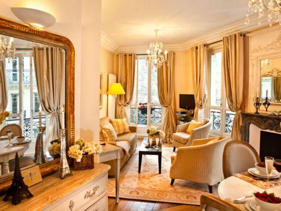 Living room idea PNRL Pinterest Paris apartment rentals