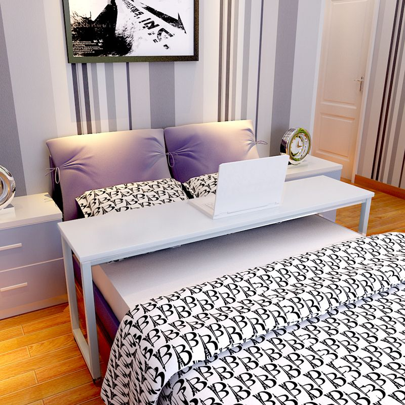 Bed Table, Overbed Table Queen Bed