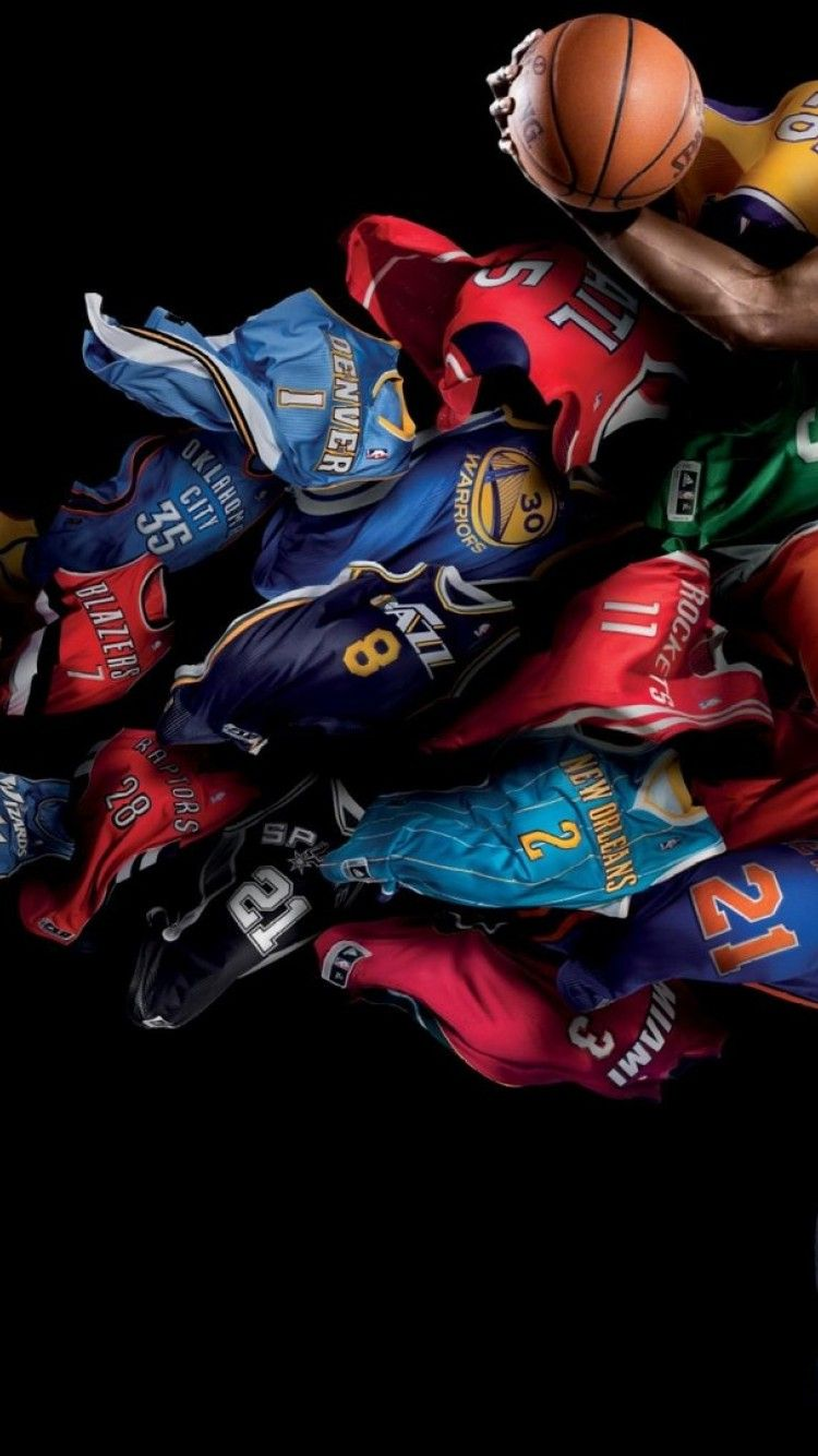 Cool NBA Wallpapers For IPhone 640x1136 30