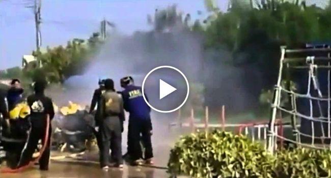 Exercício De Bombeiros Termina Da Pior Forma http://www.shocktv.biz/exercicio-bombeiros-termina-da-pior-forma/