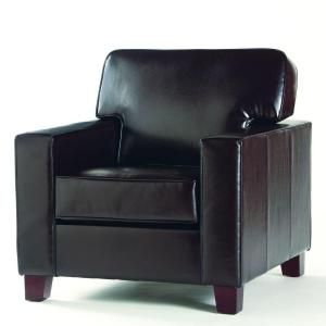 Home Decorators Collection, Brexley Club Chair In Espresso, GH 120202 At  The Home