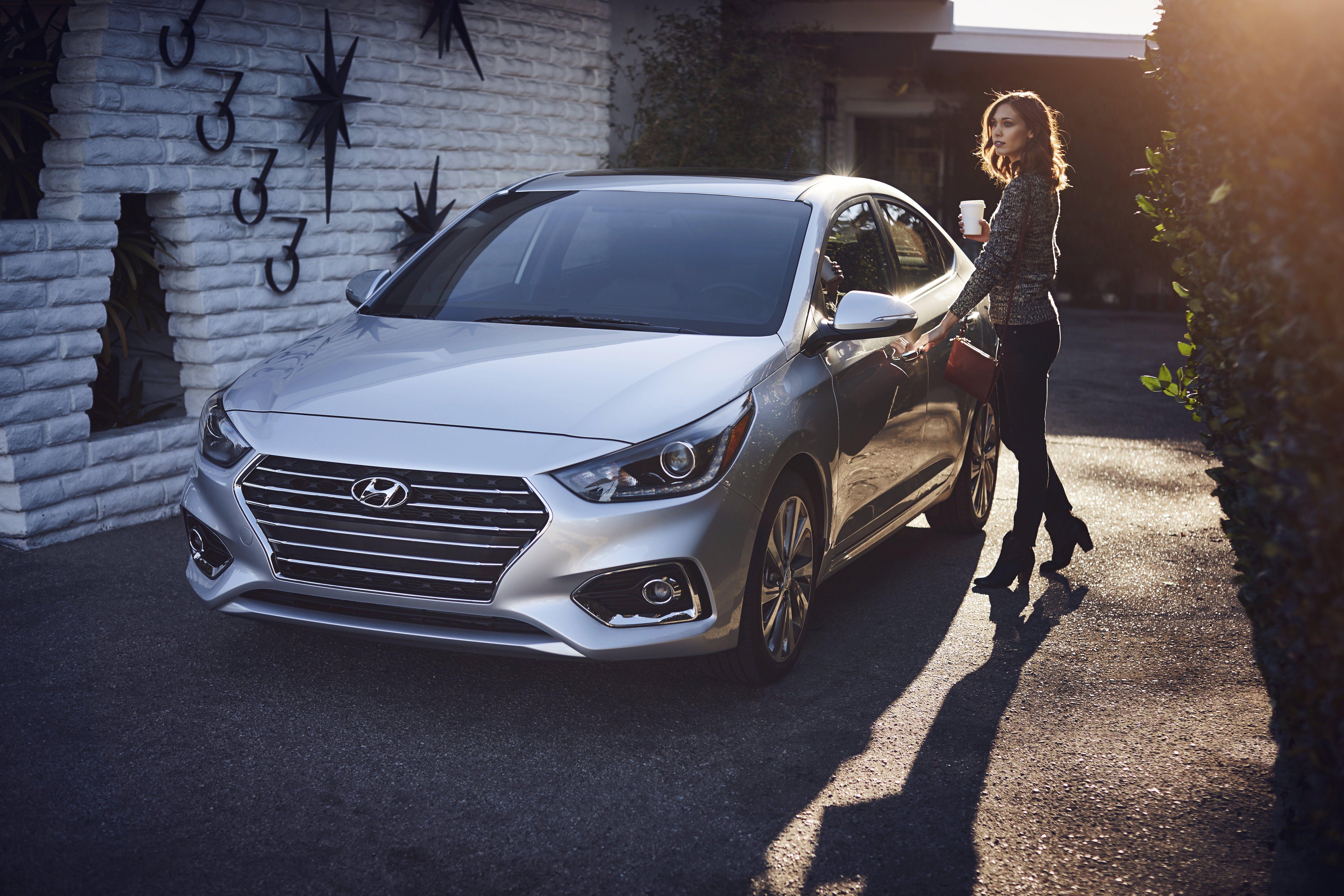 Hyundai Accent Es El Favorito De Los Mexicanos First Drive México Hyundai Accent Armador Tucson