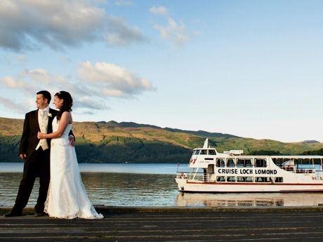 Ceremony - 2 hour cruise with Cruise Loch Lomond