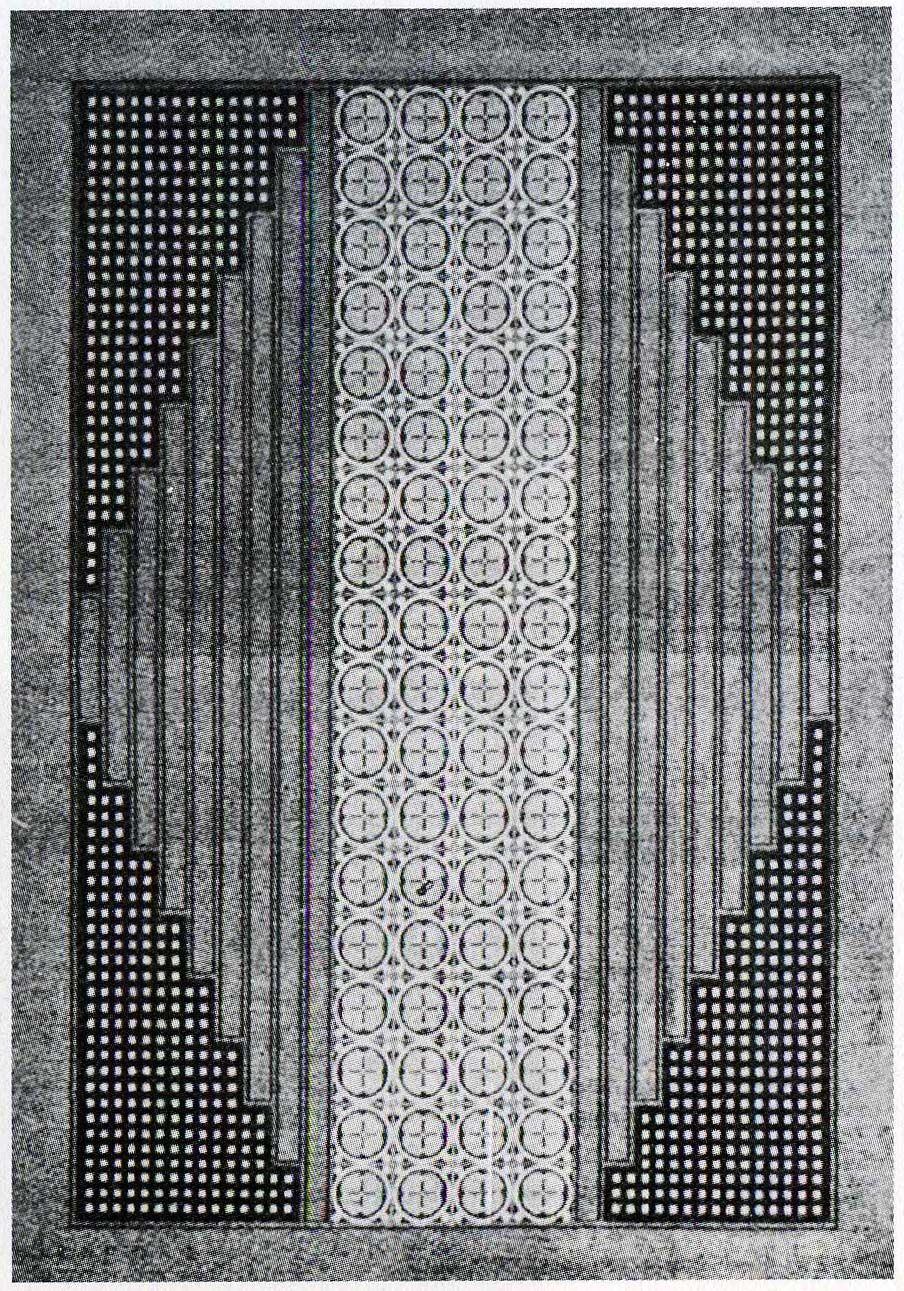 Carpet Design By Otto Prutscher Produced In 1909 Rug Design Carpet Design Textured Carpet