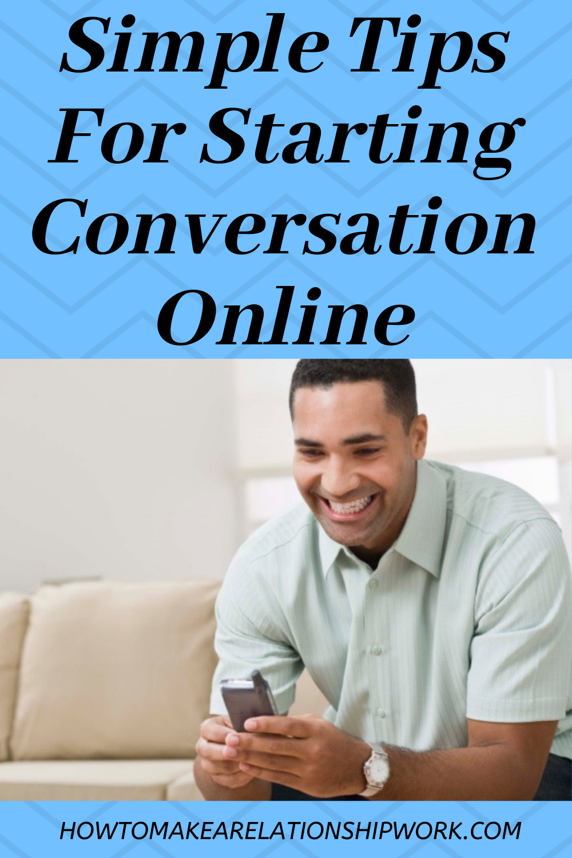 göra en online dating profil