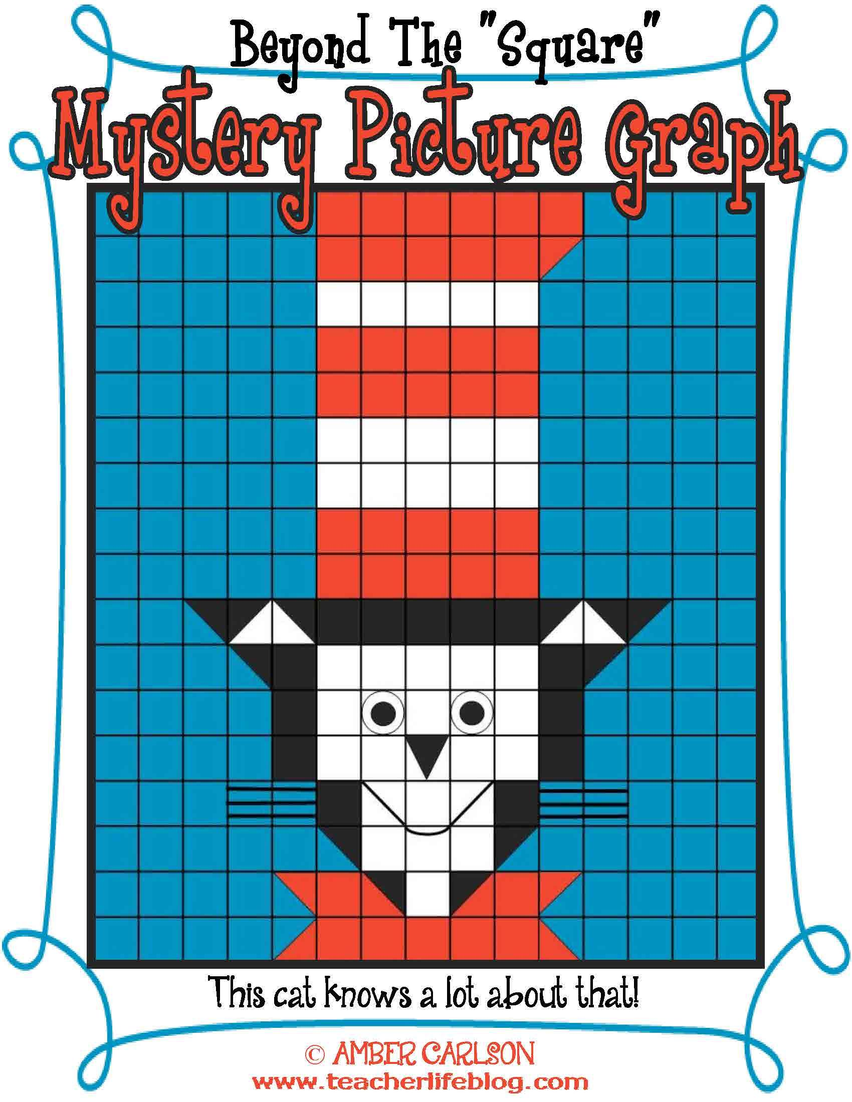 The Cat In The Hat Beyond The Square Mystery Picture