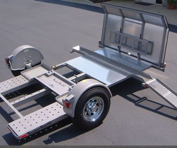 Car Tow Dolly Behind RV |     to any of the Tandem Tow