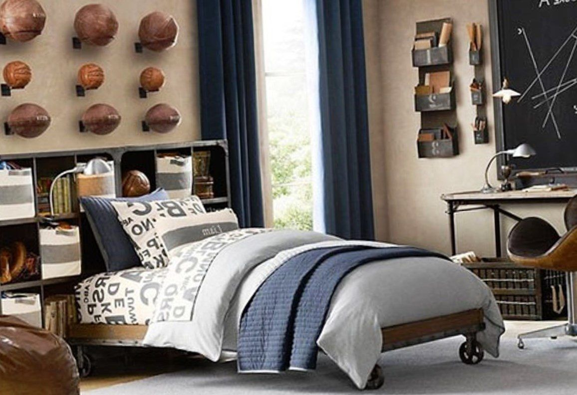 Decorating Mens Bedroom teenage male bedroom decorating ideas - https://bedroom-design