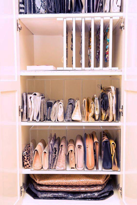 Tip Of The Week Einbauschrank Kleiderschrankordnung Pastell Zimmer