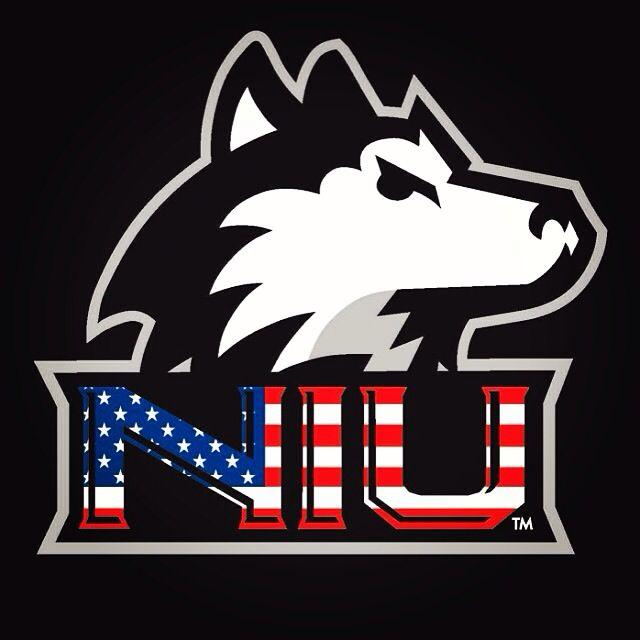 Let's go Huskies! NIU Pride!