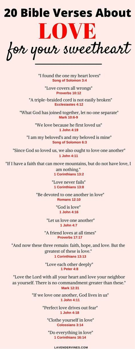 The 20 Most Popular Bible Verses About Love The 20 Most Popular Bible Verses About Love Popular Quotes most popular bible quotes
