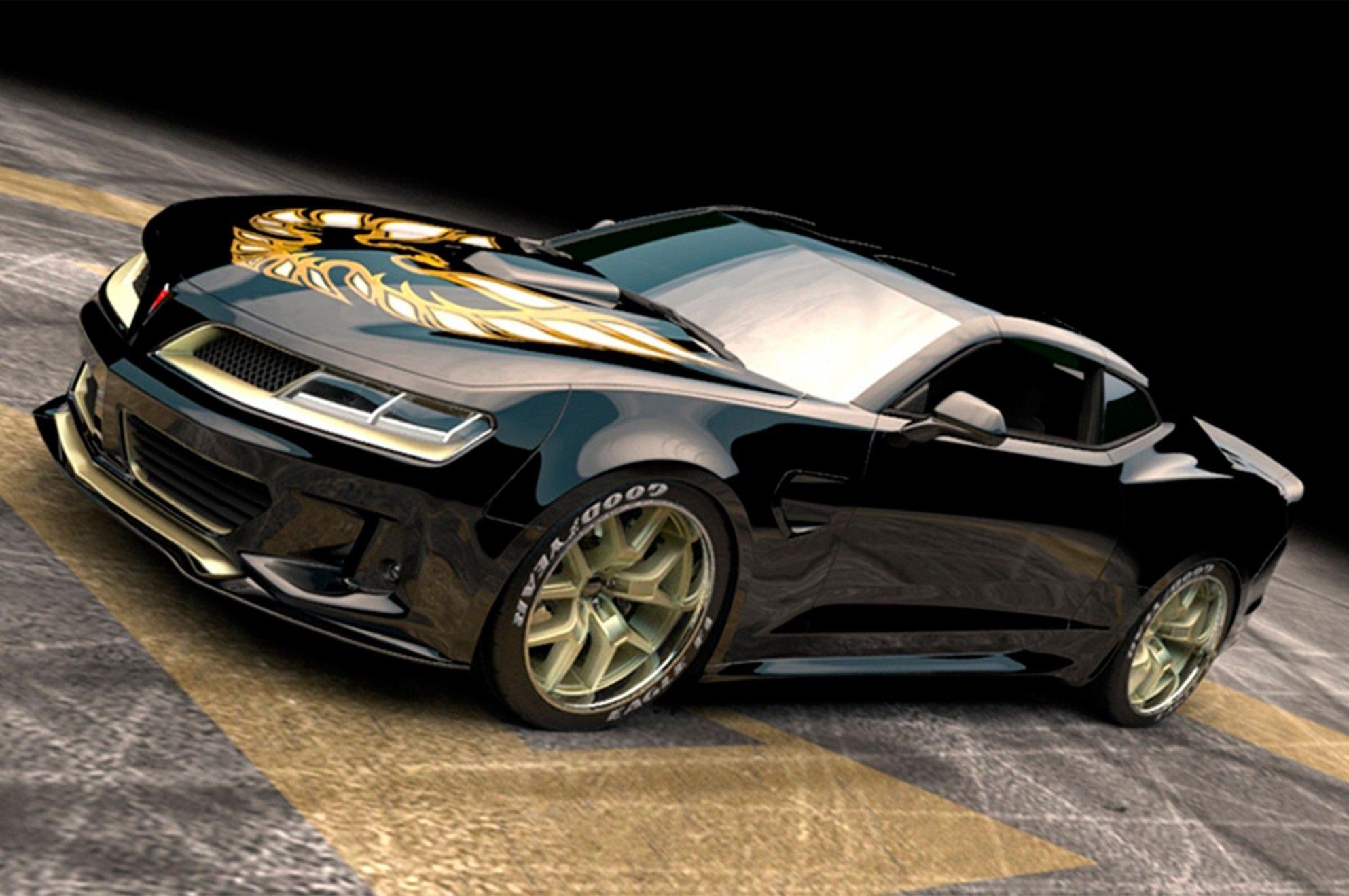 2020 Pontiac Trans Am New Concept