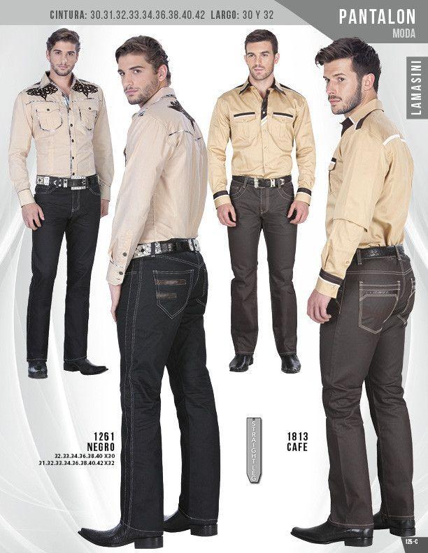 unos dias nueva colección calidad real 1261 Pantalon de Caballero Lamasini (Especial) | ESTILISMO ...