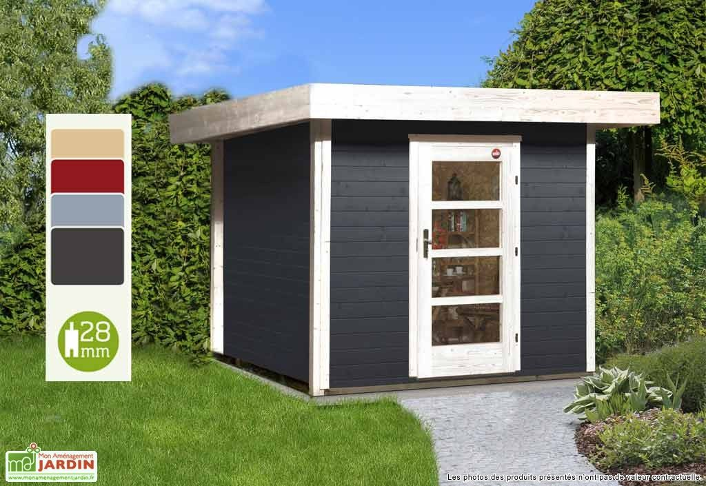 Abri Design Lounge 1 (Plusieurs Tailles) 28mm   Abris de jardin ...
