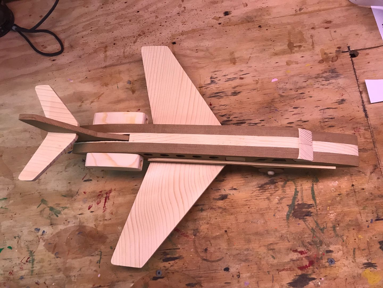 pinrichard trepanier on toy plane | airplane toys, wood