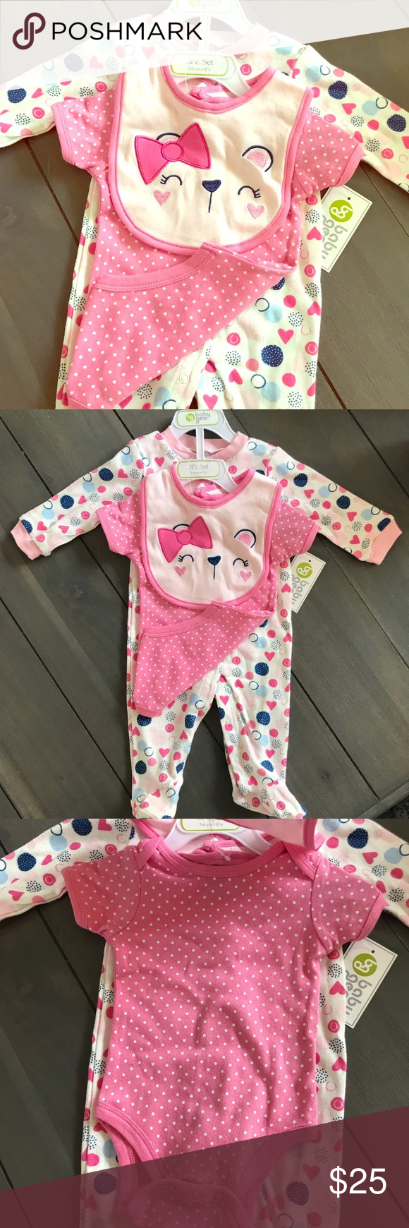 e65d00f9251f NWT 3-6 Month Baby Girl Matching Outfit Set Matching outfit set ...