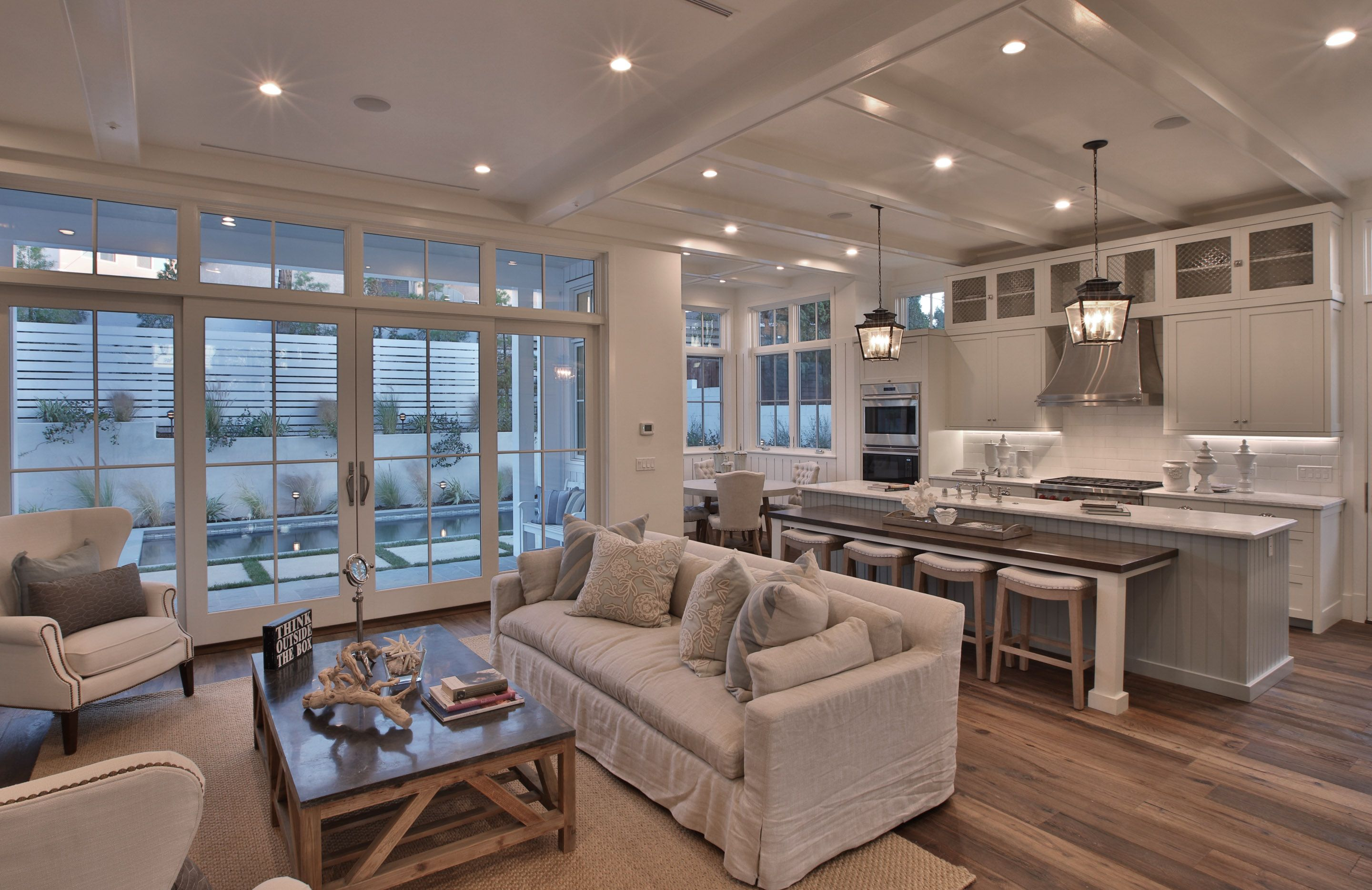 Open Concept Luxury Modern Home Luxury Real Estate Marketing