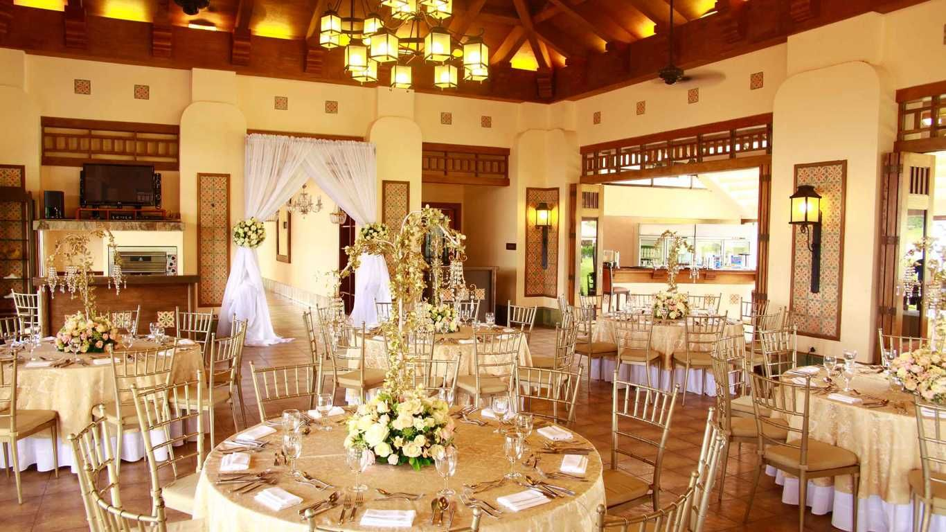 Splendido tagaytay reception google search splendido for Tagaytay wedding venue