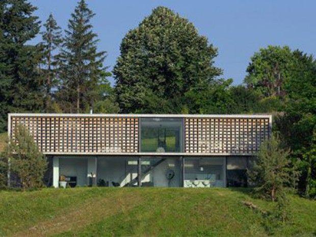 Grand prix 2010 de l'architecture, de l'urbanisme et de l'environnement du Rhône - CAUE du Rhône