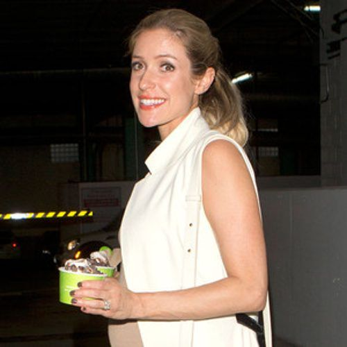 Kristin Cavallari Inspired by Kim Kardashian's Signature Pregnancy Style? See Her Nude Look! | E! Online