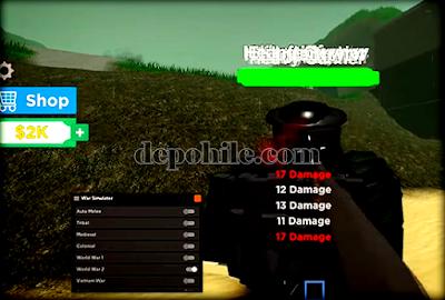Roblox War Simulator Oyunu Farm Script Op Hilesi Indir 2020 Hile
