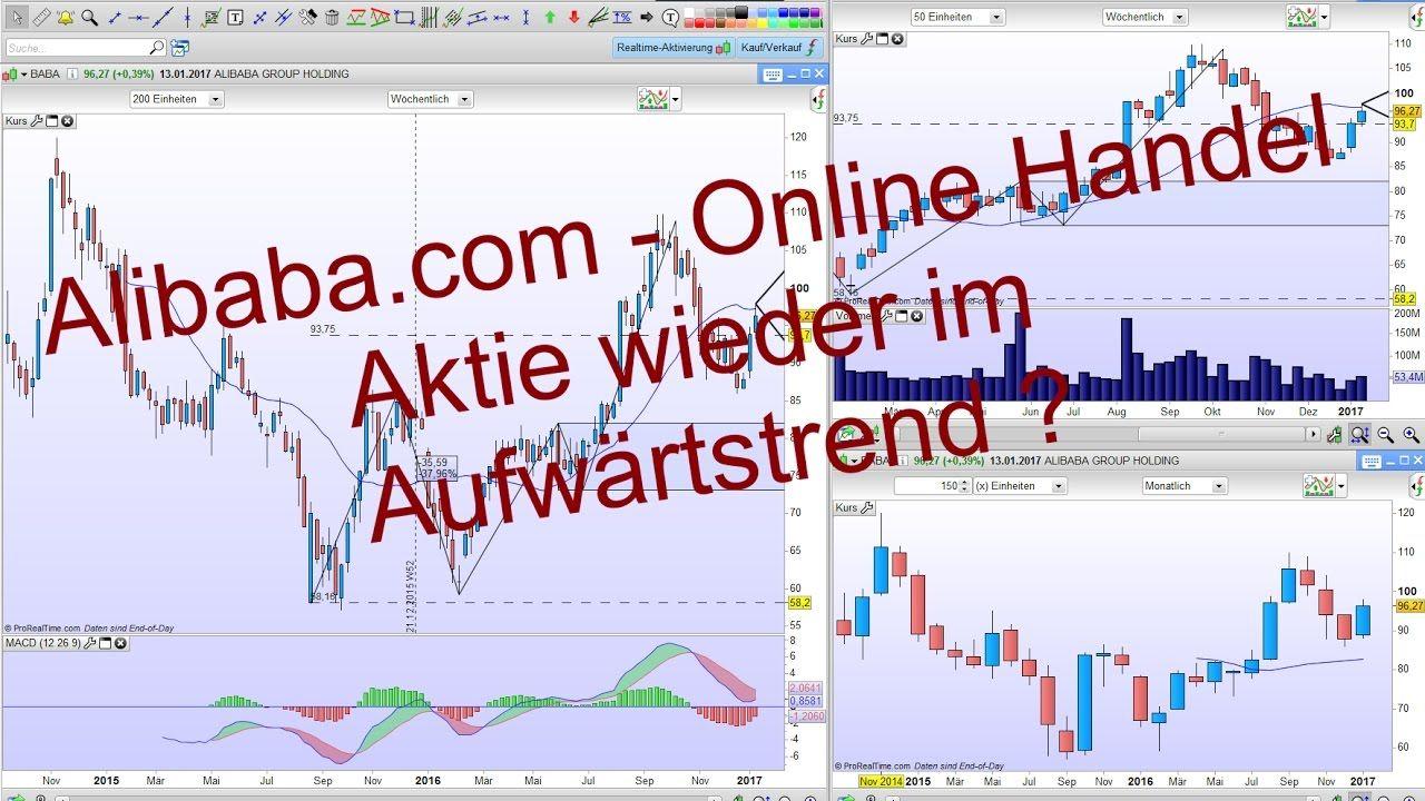 Alibaba Aktie Online Riese Wieder Im Aufwartstrend Aktie Borse Tr Aktien Aktien Tipps Online Get deals with coupon and discount code! pinterest