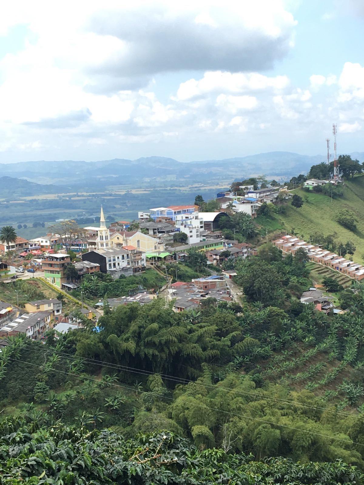 Calarca Zona Cafetera Colombia